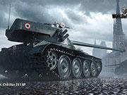 World of Tanks - Französischer Panzer Bat.-Châtillon 25 t AP