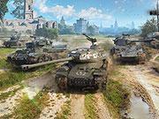 World of Tanks - Berlin's five