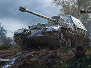 World of Tanks - Deutscher Panzer Ferdinand
