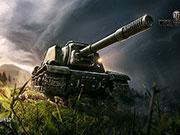World of Tanks - Russischer Panzer ISU-152