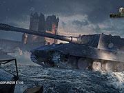 World of Tanks - Deutscher Panzer Jagdpanzer E 100