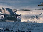 World of Tanks - Schwedischer Panzer Kranvagn