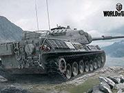World of Tanks - Deutscher Panzer Leopard I