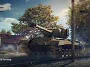 World of Tanks - Amerikanischer Panzer M26 Pershing