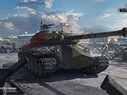 World of Tanks - Russischer Panzer Object 252U Defender