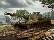 World of Tanks - Russischer Panzer Object 268