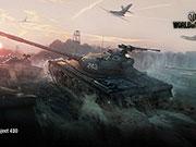 World of Tanks - Russischer Panzer Object 430