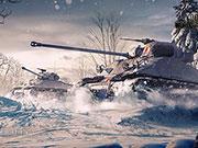 World of Tanks - Englischer Panzer Sherman Firefly