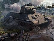World of Tanks - Russischer Panzer T-34